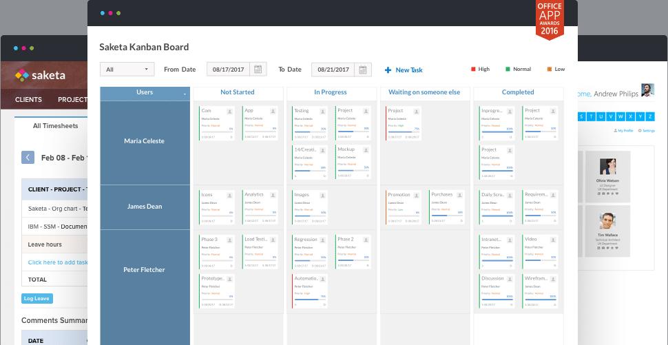 business productivity suite | SharePoint web part