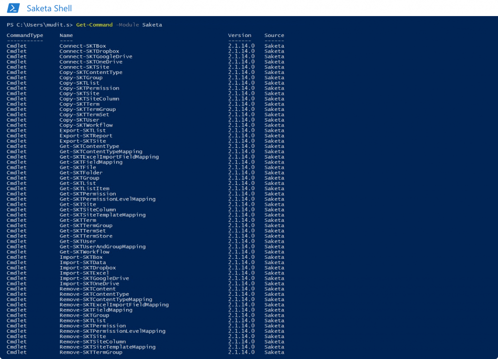 pOWERsHELL sHAREPOINT mIGRATION