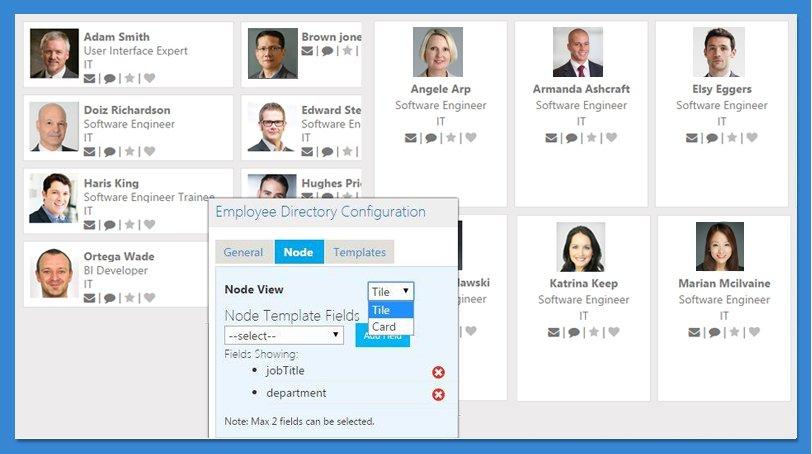 Saketa Sharepoint Employee Directory App Sharepoint Web Part
