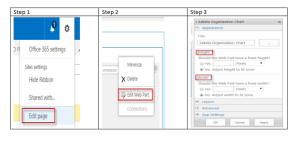 can profile pictures in sharepoint org chart get synced with ad - Organization Chart App
