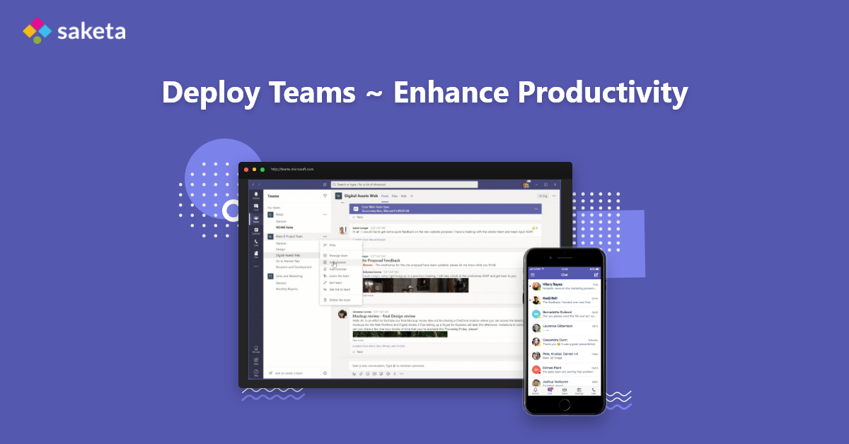 Upgrade to microsoft teams