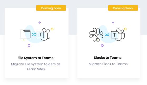 Teams Migration